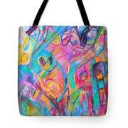 Wellspring Of Truth 1 Tote Bag by David Baruch Wolk