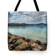 Welsh Coast Tote Bag by Adrian Evans