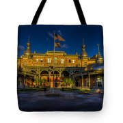 West Entry 2 Tote Bag by Marvin Spates