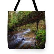 West Humbug Creek Tote Bag by Everet Regal