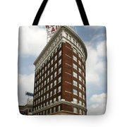 Western Auto Tote Bag by Crystal Nederman