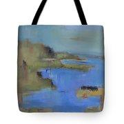 Westport River Tote Bag by Jacquie Gouveia