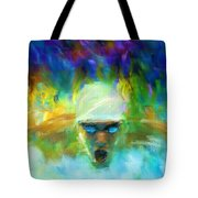 Wet And Wild Tote Bag by Lourry Legarde