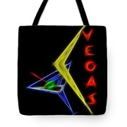 What Happens In Vegas Tote Bag by Aged Pixel