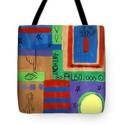 What Have You Done Tote Bag by Anthony Falbo