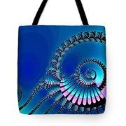 Wheel Of Fortune Tote Bag by Anastasiya Malakhova