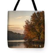 When Morning Arrives Tote Bag by Jeff Burton