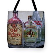Whisky And Coke Tote Bag by Daniel Hagerman