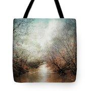 Whisper Of Winter Tote Bag by Jai Johnson