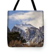 Whitney Portal - California Tote Bag by Glenn McCarthy Art and Photography