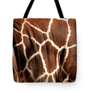 Wildlife Patterns  Tote Bag by Aidan Moran