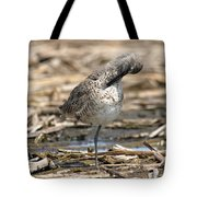 Willet Tote Bag by James Peterson