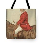 William Ward Tailby Tote Bag by Sir Samuel Luke Fildes