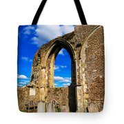 Winchelsea Church Tote Bag by Louise Heusinkveld