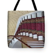 Winding Staircase Tote Bag by Kathleen Struckle