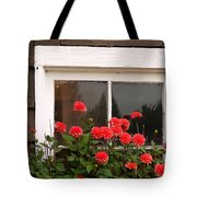Window Box Delight Tote Bag by Jordan Blackstone