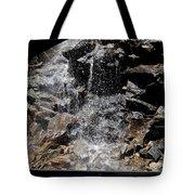 Window Waterfall Tote Bag by Dan Sproul