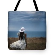 Windy Day Tote Bag by Joana Kruse