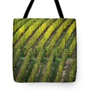 Wine Acreage In Germany Tote Bag by Heiko Koehrer-Wagner