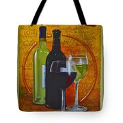 Wine Country Tote Bag by Frozen in Time Fine Art Photography