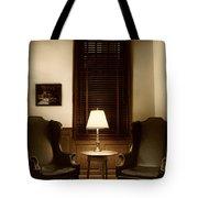 Wingbacks Tote Bag by Margie Hurwich