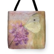 Wings Of Beauty Tote Bag by Betty LaRue