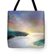 Winter Dawn 1 Tote Bag by Alys Caviness-Gober