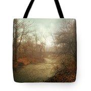 Winter Mist Tote Bag by Jessica Jenney