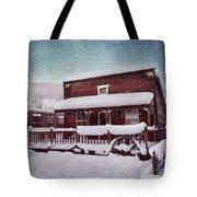 Winter Sleep Tote Bag by Priska Wettstein