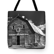 Winterberry Farm Tote Bag by Guy Whiteley