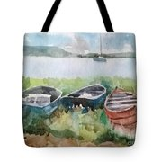Wishing and Hoping Tote Bag by Elizabeth Carr