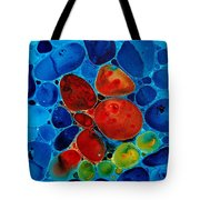 Wishing Stones Tote Bag by Sharon Cummings