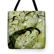 Wishing Tree Tote Bag by Anastasiya Malakhova