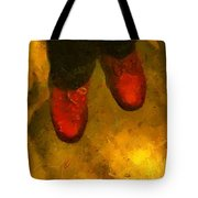 Witch Walking Tote Bag by RC DeWinter