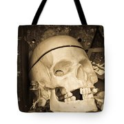 Witches Bookshelf Tote Bag by Edward Fielding