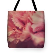 With A Fluttering Heart Tote Bag by Laurie Search