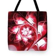 With Love Tote Bag by Anastasiya Malakhova