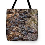 Wolf Creek Upstream Tote Bag by Omaste Witkowski