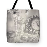 Womans Dressing Table Tote Bag by Amanda And Christopher Elwell