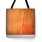 Wood Texture Tote Bag by Les Cunliffe