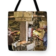 Working Hard For Sugar Tote Bag by Heiko Koehrer-Wagner
