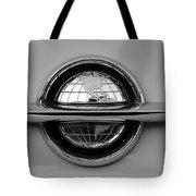 World Emblem  Tote Bag by David Lee Thompson