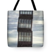 Wounded Star Tote Bag by Joan Carroll