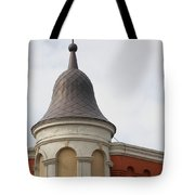 Woven Roof Tote Bag by Caryl J Bohn