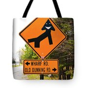 WTF Tote Bag by Guy Whiteley