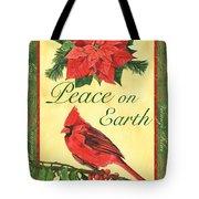 Xmas around the World 1 Tote Bag by Debbie DeWitt