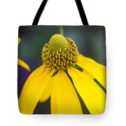 Yellow Coneflower Rudbeckia Tote Bag by Rich Franco