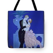 Yes Tote Bag by Georges Barbier