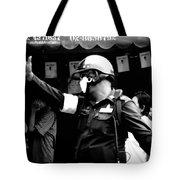 Ymca Cop Tote Bag by A Rey