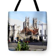 York Bootham Barr Tote Bag by Neil Finnemore